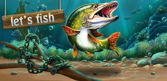 Let's Fish gratis mmo