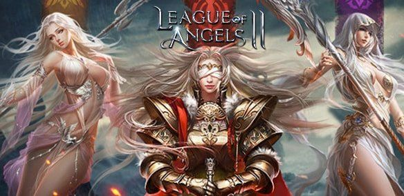League of Angels II gratis mmorpg